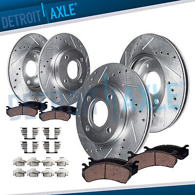 2007 2008 2009 2010 Ford Expedition Max Performance Ceramic Brake Pads R