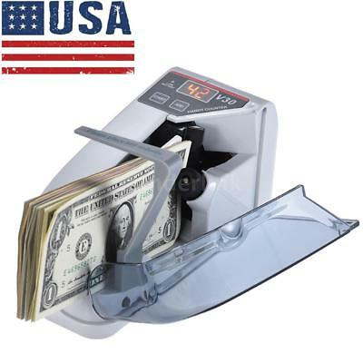 Handy Mini Bill Cash Money Banknote Currency Counter V30 Counting Machine M9G3