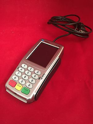 VERIFONE VX820 - Chip and Pin - Serial - Silver - NEW