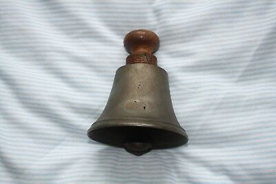 19th Century Hand Bronze Bell ~ Collectable