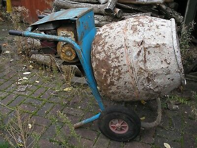 belle concrete cement mixer drum strate unbeat used collection staffordshire