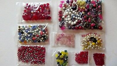 Variety Lot Of Beads. Suitable for Craft / DIY / Jewellery Making Mixed styles