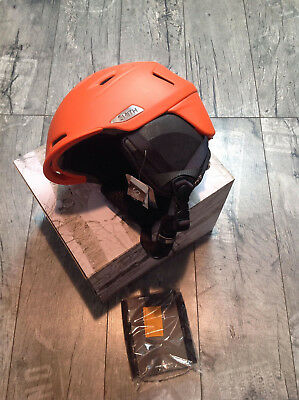 Smith Erwachsenen Ski & Snowboardhelm Camper Gr. S (51-55cm) Orange Neu! /2