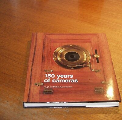 150 years of cameras Michel Auer collection SIGNED 1989 CAMERA OBSCURA