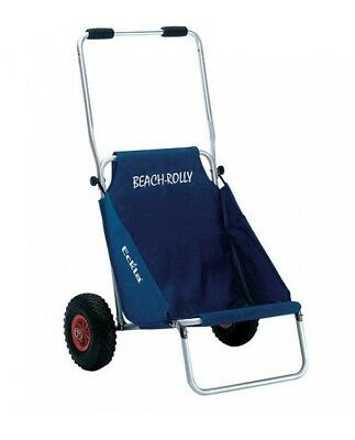 Eckla Allround-Transportwagen Beach-Rolly Strandwagen Gartenwagen Sessel Angeln