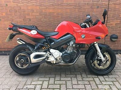 2007 - 57 Plate Bmw F800S - Ohlins Suspension - Full Service History - Like St