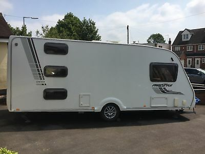 Swift 565 Freestyle 6 Berth Caravan