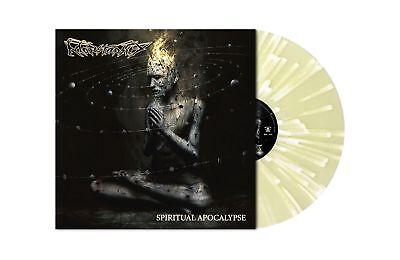 MONSTROSITY Spiritual Apocalypse SPLATTER Vinyl LP [LTD 100] **EXCLUSIVE**
