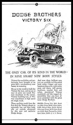 Dodge american automobiles advertising collectibles page 68 1928 dodge brothers victory six automobile touring car vintage art print ad publicscrutiny Choice Image