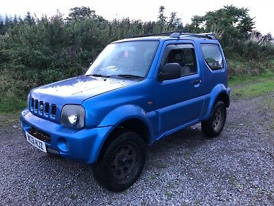 2001 Suzuki Jimny spares or repair