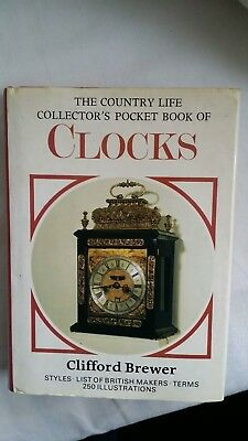 Collectors Clocks Watches Books