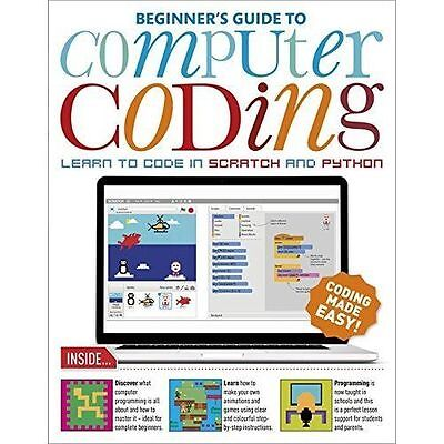 BEGINNERS GUIDE TO Computer Coding Bookazine, Vorderman