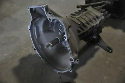 V Getrag 225 12420032591 4 Speed Manual Transmission Bmw 23001204470 M10 4 Cyl E