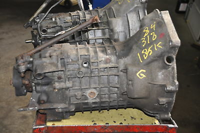 C BMW 23009059049 Used OEM 5 speed MANUAL GETRAG TRANSMISSION 23001220861 2106-4