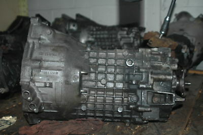 C GETRAG 260 0106091 2656.15-EX 23001220201 23001221206 Used OEM MANUAL TRANSMIS