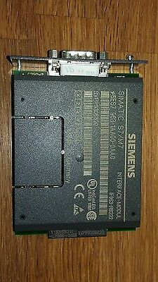 Siemens Simatic S7 Interface Modul IF 963-RS232