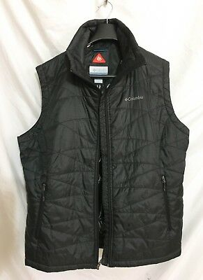 COLUMBIA OMNI HEAT Quilted Vest Black 2X