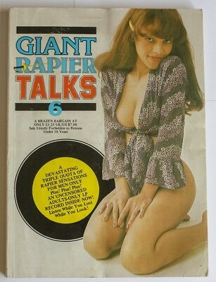 RARE GIANT 300 Page Triple Issue of 1980's British Pin-Up Glamour Magazine