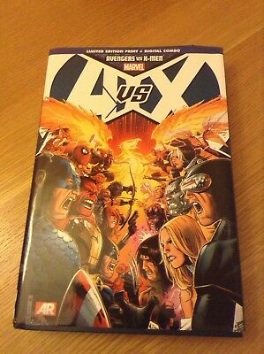 Avengers vs X-Men Oversized HC - Limited Edition Print - Great Condition