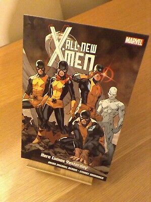 All New X-men - Vol 1 - Here Comes Yesterday - Graphic Novel - Great Condition