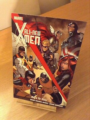 All New X-men - Vol 2 - Here to Stay - Graphic Novel - Great Condition