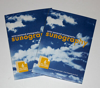 Sunography Make Prints With Sunlight x 2