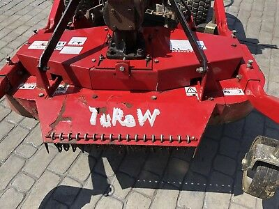 compact tractor finishing mower