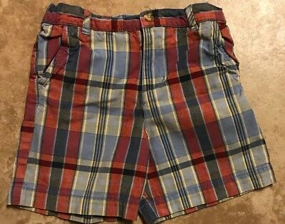 George Size 24 Month Plaid Shorts