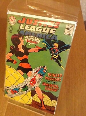 DC Comics - Justice League Of America - Issue #60 - Good Condition - See Pic