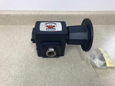 Grove Gear Iron Man GRG-HM-821-25-H1-140-20 Gear Reducer NEW