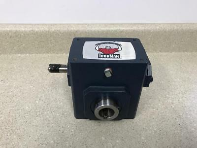Grove Gear Iron Man GRG-H-821-25-H1-20 Gear Reducer NEW