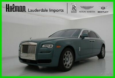 Rolls-Royce Ghost Ghost Extended Wheelbase 2015 15 ROLLS ROYCE GHOST EXTENDED WHEELBASE * DRIVER 3 * RARE COLOR * LOADED *