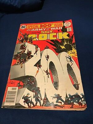 Our Army at War #300 8.0-8.5 1972 DC Sgt. Rock phl1