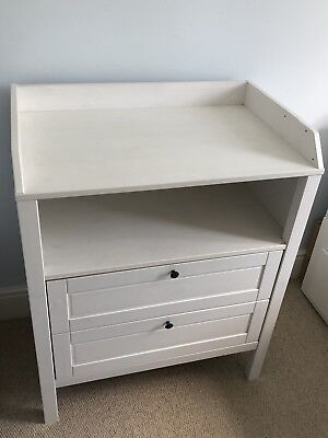 ikea baby changing Unit