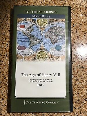 The Great Courses: The Age of Henry VIII Part 1&2