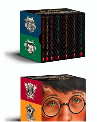 Harry Potter Complete Book Series SPECIAL EDITION Boxed Set by J.K. Rowling NEW