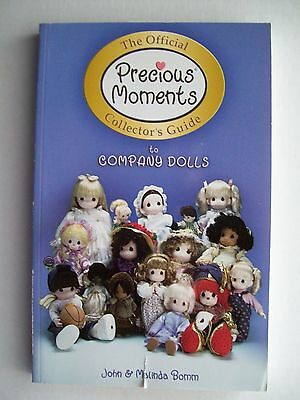 Vintage Precious Moments Doll Price Guide Collector's Book Rare