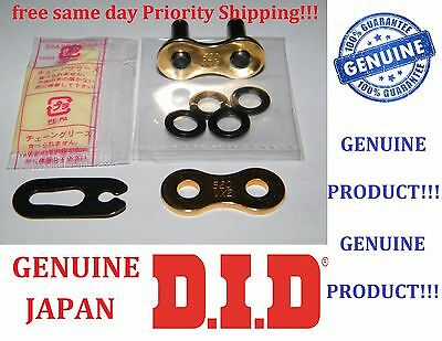 DID 520 VX2 Pro Street Gold clip type Chain Master Link 520VX2 Joining Joiner