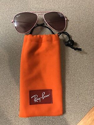 Ray Ban Jr KIDS Pink Sunglasses