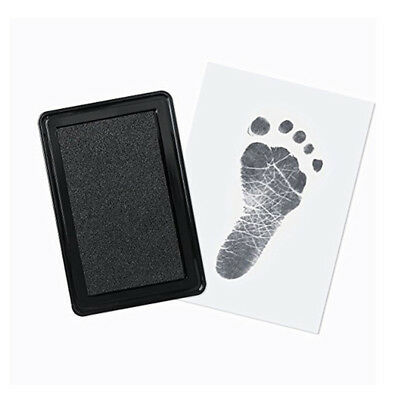 Newborn Baby Safe Inkless Clean Touch Footprint Handprint Ink Pad Souvenir rg49