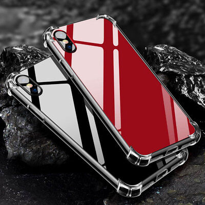 Shockproof Bumper Armor Case for iPhone XS Max XR Cover  X 6s 7 8 Skin hi
