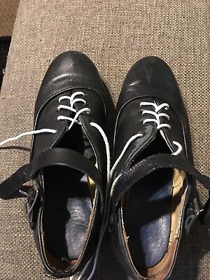 Irish Dance Hard Shoes - Fay's Size 2- Excellent Condition