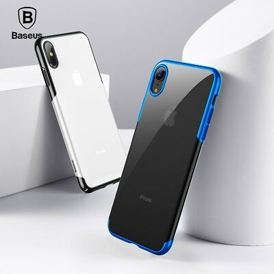For Apple iPhone XS Max XR Case Shockproof Luxury Ultra Thin Hybrid Hard Cover