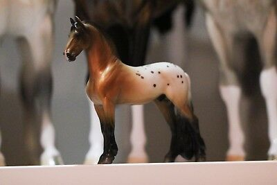 Breyer Stablemate Django Appaloosa Surprise Horse