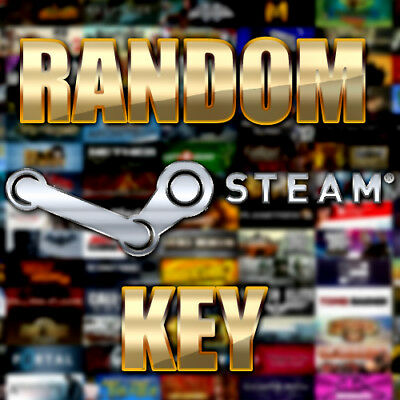 6 Random Steam Keys + 2 Bonus Steam Keys [REGION FREE]