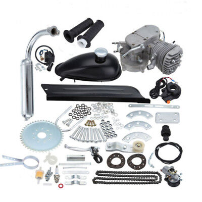 49cc 50cc Electic Motorized Bicycle Motor Engine Kit For Push Motorised Bike