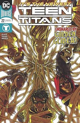 Teen Titans #22 Dc Comics Near Mint 9/19/18