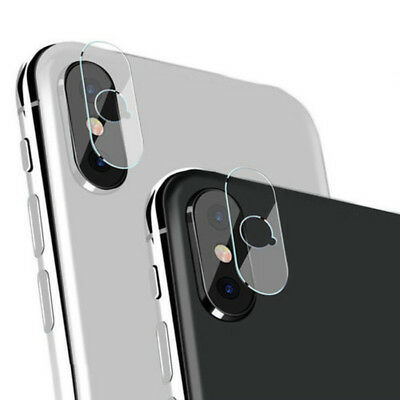 For iPhone XS XR XS Max Back Camera Lens Tempered Glass Protector Screen Film