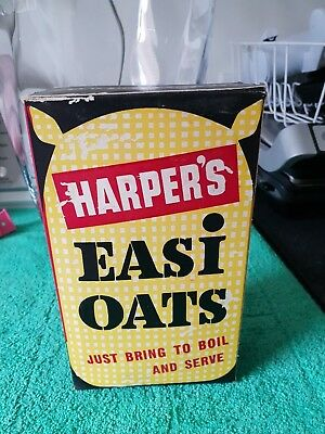 Vintage Cereal Box 1960's