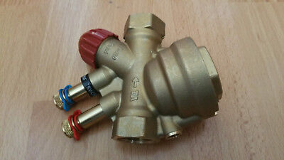 TA TBV-CMP NF Pressure independent balancing and control valve (PIBCV)